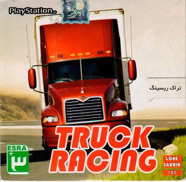 بازی TRUCK RACING PS1