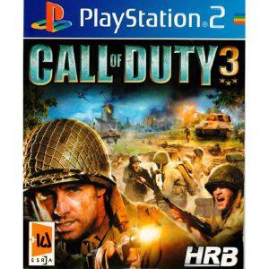 بازی Call Of Duty 3 PS2