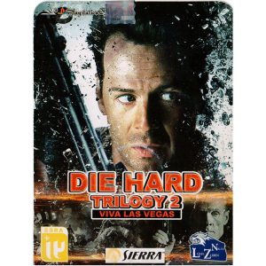 بازی DIE HARD trilogy 2 PS2