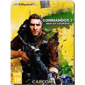 بازی Commandos 2 PS2