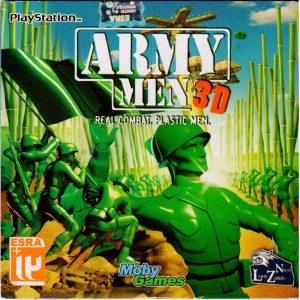 بازی ARMY MEN 3D