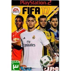 بازی FIFA 17 PS2