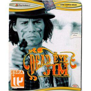 بازی Dead Eye Jim PS2