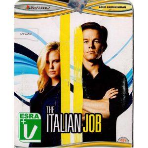بازی THE ITALIAN پلی استیشن 2