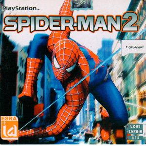 بازی spider man2 ps1