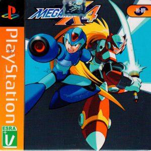 خرید بازی MEGA MAN X4