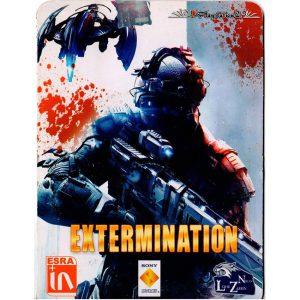 بازی EXTERMINATION پلی استیشن 2