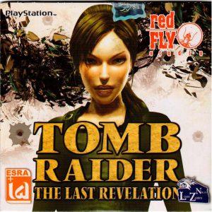 بازی TOMB RAIDER پلی استیشن 1