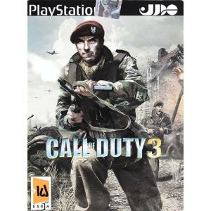 بازی Call Of Duty 3 PS2