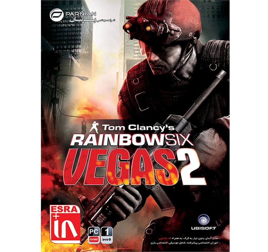 خرید بازی Vegas 2