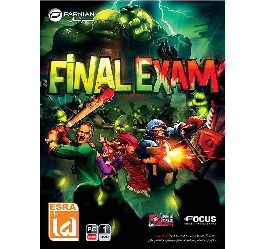 خرید بازی Final Exam