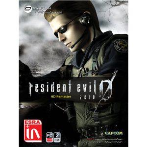 خرید بازی RESIDENT EVIL ZERO