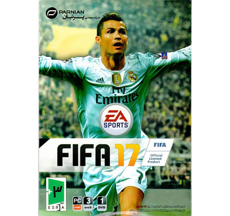 خرید بازی FIFA 17