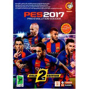 خرید بازی PES 2017 ویرایش طلایی