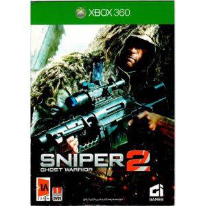 بازی SNIPER 2 XBOX360