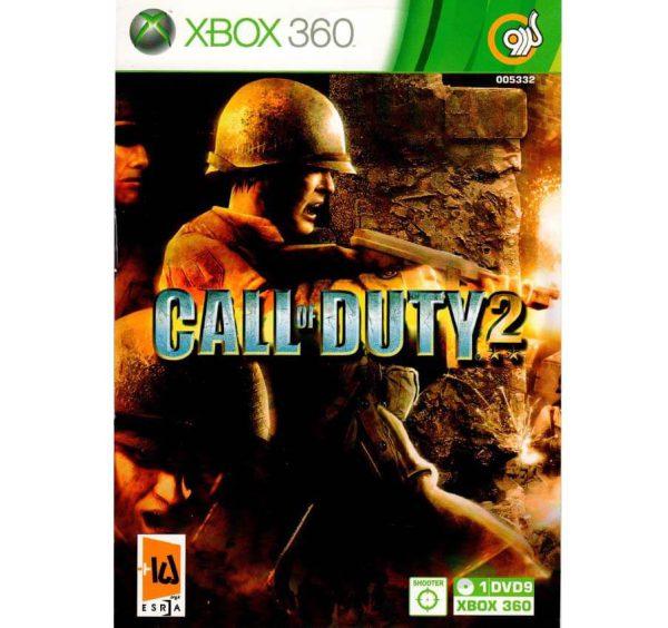 بازی CALL OF DUTY 2 XBOX360