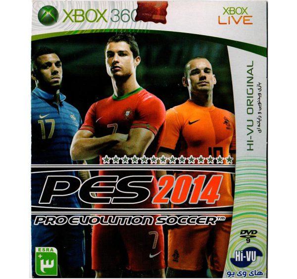 بازی PES 2014 Xbox360