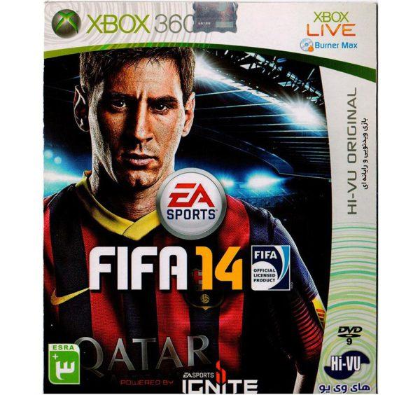 بازی FIFA 14 xbox360