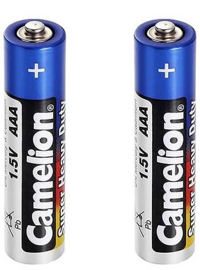 باتری نیم قلمی کملیون