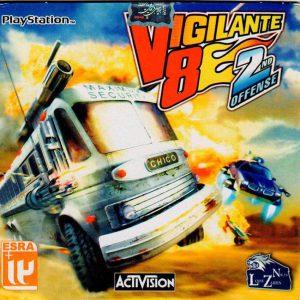 بازی VIGILANTE 8 PS1
