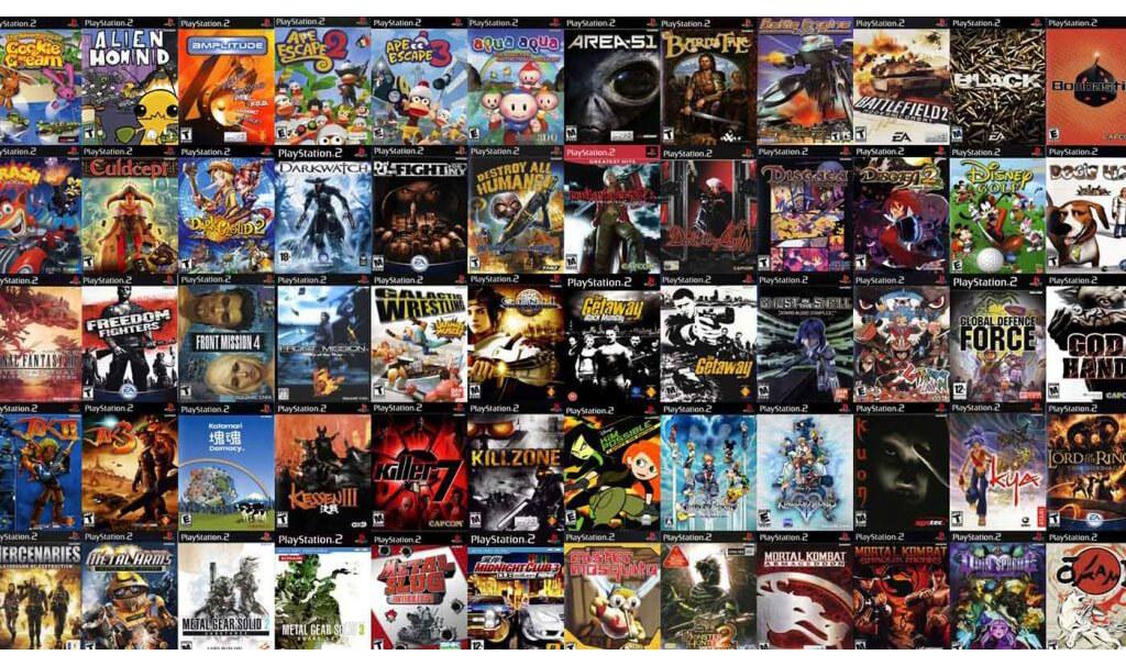 خرید بازی PS2