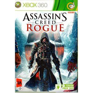 بازی Assassins Rogue xbox360
