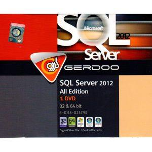 خرید نرم افزار sql server گردو