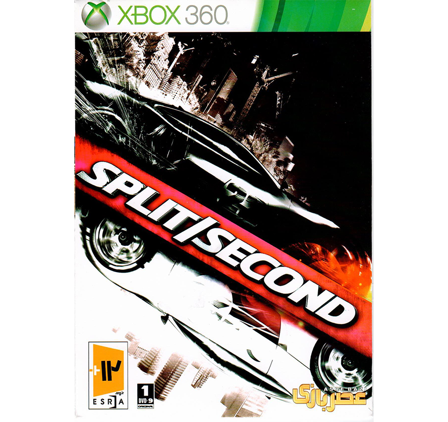 بازی Split Second XBOX360