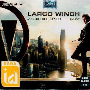 بازی Largo Winch ps1
