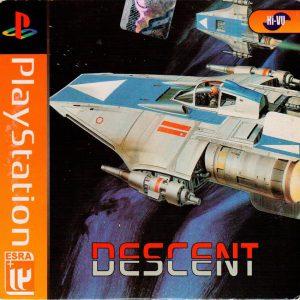 بازی DESCENT پلی استیشن 1