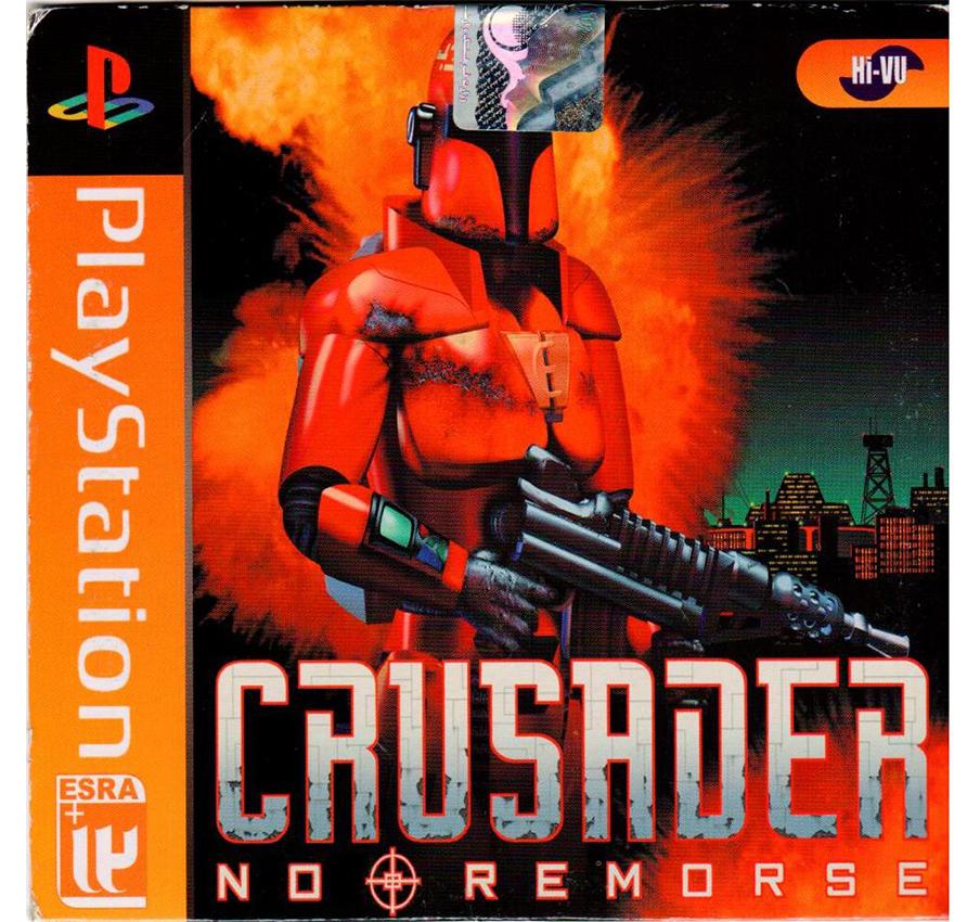 بازی CRUSADER PS1