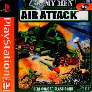 بازی AIR ATTACK پلی استیشن 1
