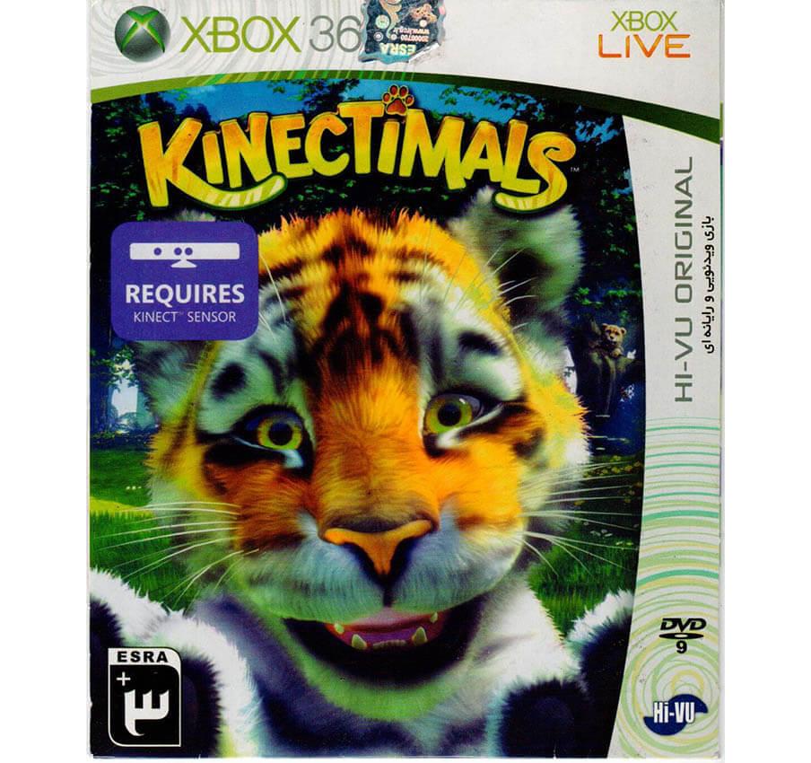 بازی Kinectimals Xbox360