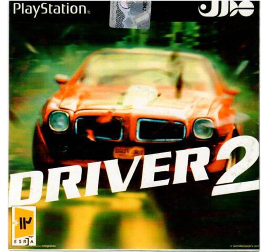 درایور 2 PS1