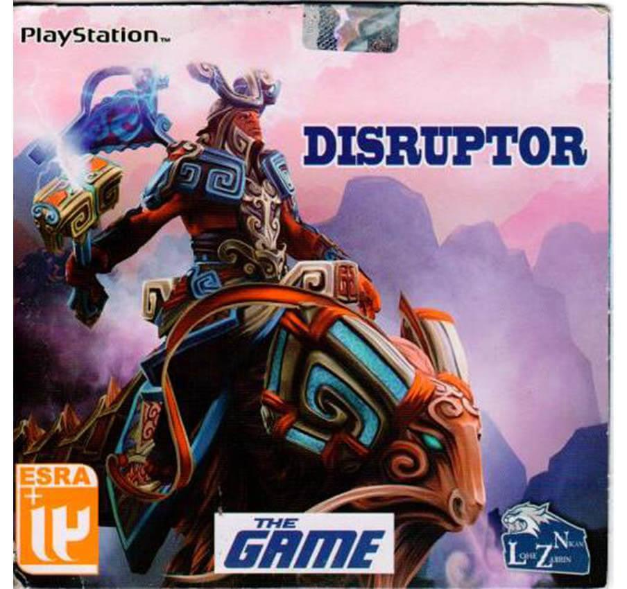 بازی Disruptor Ps1