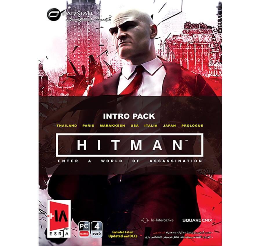 خرید بازی HITMAN INTRO PACK