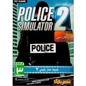 خرید بازی POLICE SIMULATOR 2