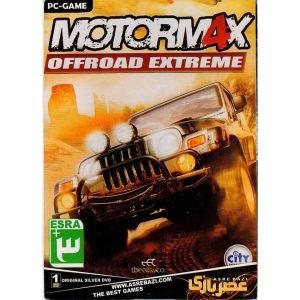 خرید بازی MOTORM4X