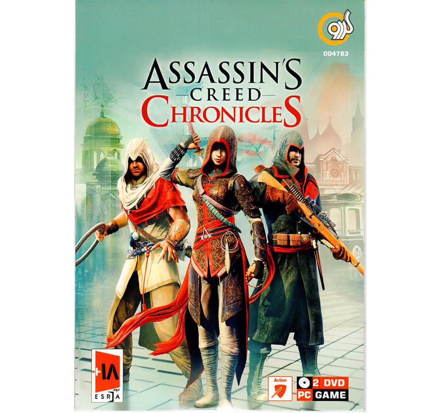خرید بازی ASSASSINS CREED CHRONICLES