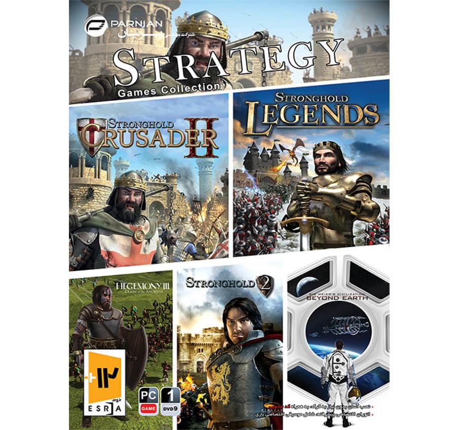 بازی Strategy Game Collection