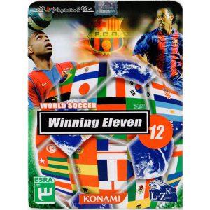 بازی Winning Eleven PS2 12