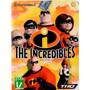 بازی INCREDIBLES پلی استیشن 2