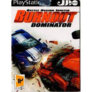 بازی BURNOUT DOMINATOR PS2