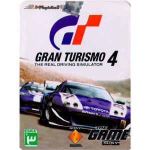 بازی GRAN TURISMO پلی استیشن 2