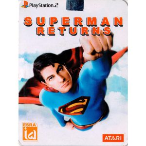 خرید بازی سوپرمن پلی استیشن 2