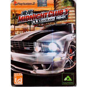 بازی MIDNIGHT CLUB 3 PS2