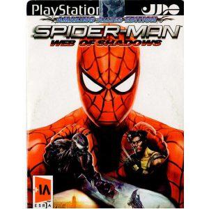بازی مرد عنکبوتی پلی استیشن 2