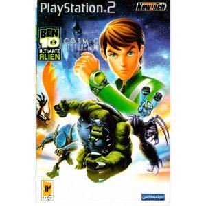 بازی BEN10 ULTIMATE ALIEN PS2