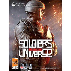 خرید بازی Soldiers of the Universe
