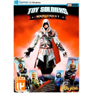 خرید بازی Toy Soldiers War Chest